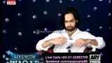 Live With Waqar Episode 22 April 2014