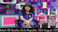 Girls Republic 26th August 2015