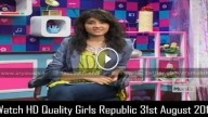 Girls Republic 31st August 2015