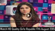Girls Republic 17th August 2015