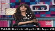 Girls Republic 18th August 2015