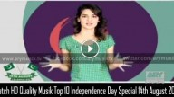 Musik Top 10 Independence Day Special 14th August 2015