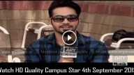 Campus Star 4th September 2015