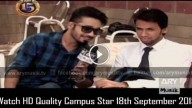 Campus Star 18th September 2015