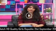 Girls Republic 21st September 2015