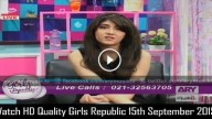 Girls Republic 15th September 2015