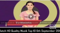 Musik Top 10 6th September 2015