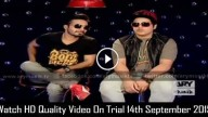 Video On Trial 14th September 2015