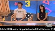 Bingo Reloaded 31st October 2015