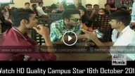 Campus Star 16th October 2015