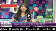 Girls Republic 13th October 2015