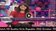 Girls Republic 29th October 2015