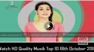 Musik Top 10 18th October 2015