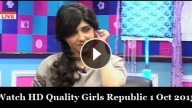 Girls Republic 1st October 2015