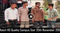 Campus Star 20th November 2015
