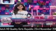 Girls Republic 23rd November 2015