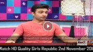 Girls Republic 2nd November 2015