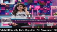 Girls Republic 17th November 2015