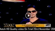 Video On Trial 23rd November 2015