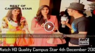 Campus Star 4th December 2015
