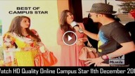 Campus Star 11th December 2015