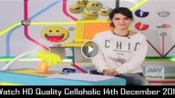 Celloholic 14th December 2015