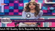 Girls Republic 1st December 2015