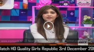 Girls Republic 3rd December 2015