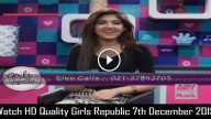 Girls Republic 7th December 2015