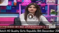 Girls Republic 8th December 2015
