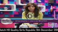Girls Republic 9th December 2015