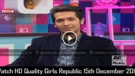Girls Republic 15th December 2015