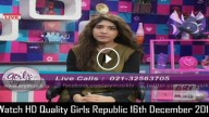 Girls Republic 16th December 2015