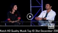 Musik Top 10 31st December 2015