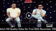 Video On Trial 30th November 2015