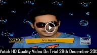 Video On Trial 28th December 2015