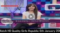 Girls Republic 6th January 2015