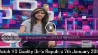 Girls Republic 7th January 2016