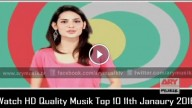 Musik Top 10 11th Janaury 2016