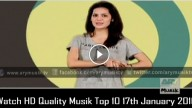 Musik Top 10 17th January 2016