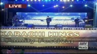 Karachi Kings Family Festival 11th February 2016