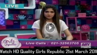 Girls Republic 21st March 2016