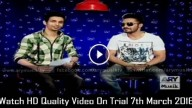 Video On Trial 7th March 2016