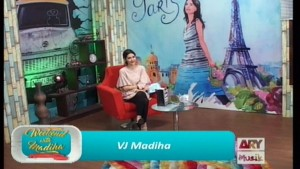 Weekend With Madiha 1st July 2017