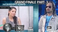 Living On The Edge GRAND FINALE Part 3 – ARY Musik